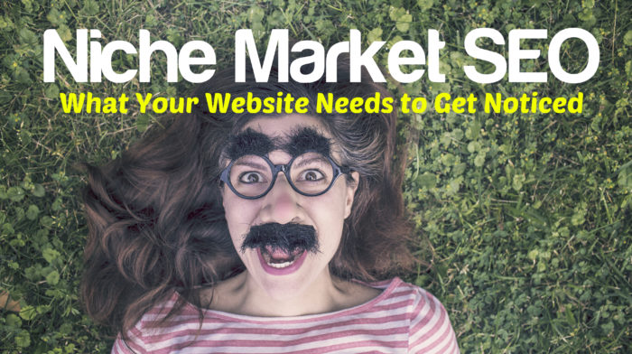 Niche Market SEO: What Your Website Needs to Get Noticed