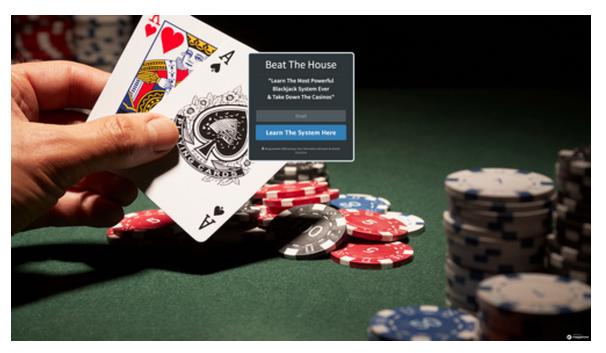 Poker picture design